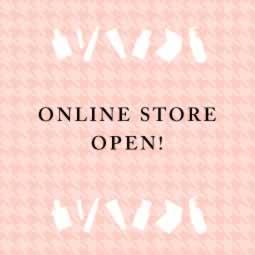 onlinestore open!